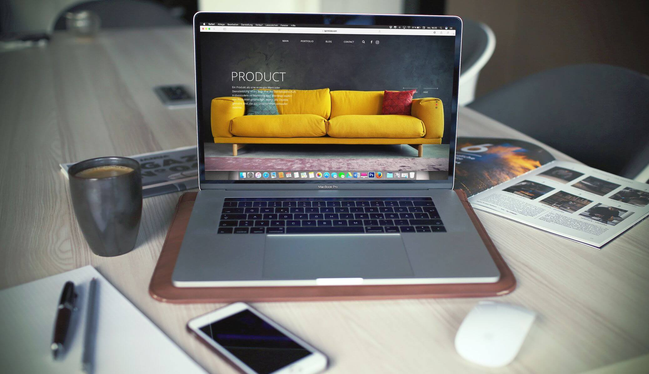 網頁設計標準