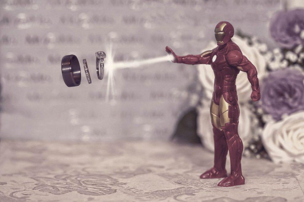 鋼鐵人故事起源